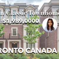 luxury townhouse for sale Toronto