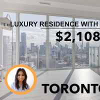 Luxury condo for sale downtown Toronto
